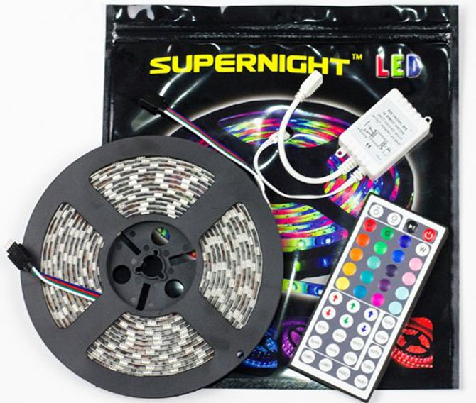 22 Ways To Light Up Your Life With Rgb Led Strips