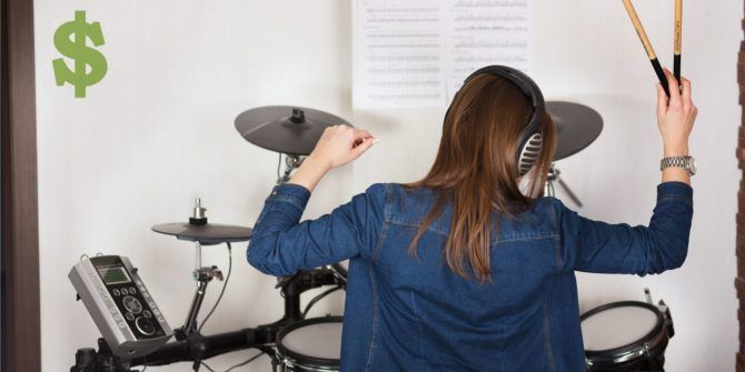 The 4 Best Electronic Drum Kits for Under $600