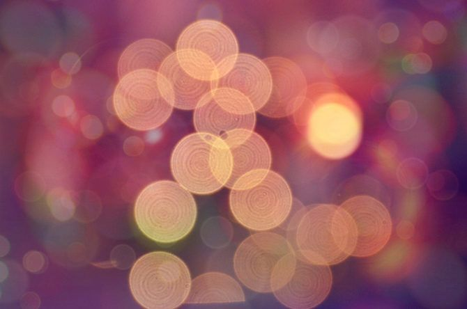 How to Create a DIY Filter for Custom Bokeh Shapes Bokeh 670x444