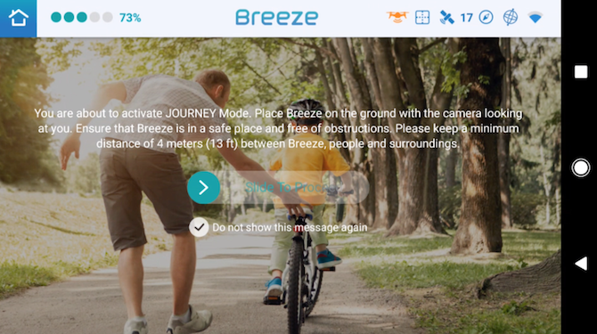 Breeze Confirmation