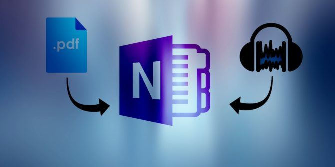 Embed Media to Turn OneNote Into a Digital Scrapbook