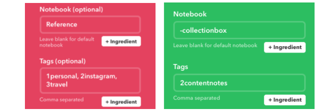 evernote automation