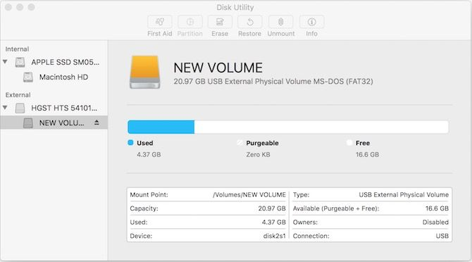 How to Create Windows-Compatible ISO Disc Images on a Mac Mac Disk Utility