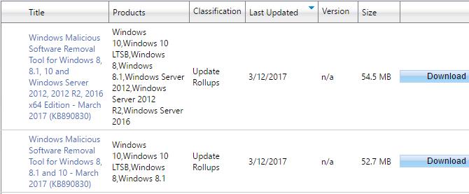 Windows Update Won't Work on Windows 7 and 8 1 Running on