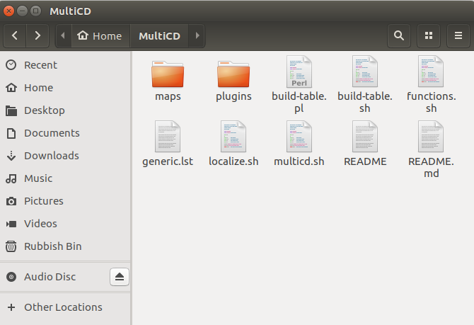 Combine Multiple ISO Files To Burn A Single Bootable ISO Image MultiCD with Script Extracted