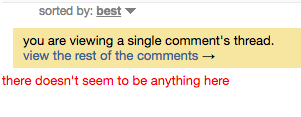How to Read Deleted Comments on Reddit Permalink