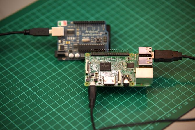 Pi and Arduino Together
