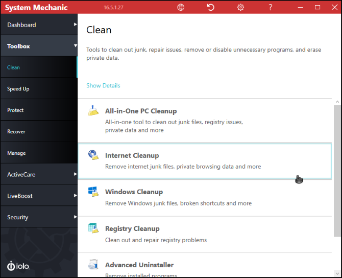 Push Your PC to Peak Performance With System Mechanic System Mechanic Cleanup