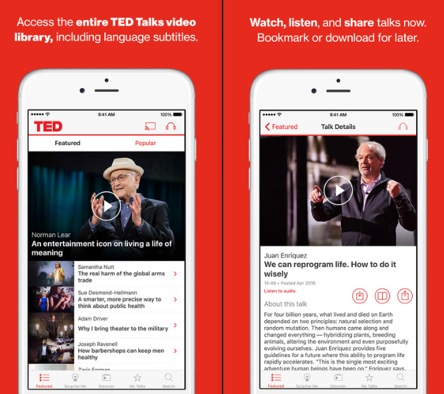 How to Legally Download Movies for Free to Watch Offline TED offline