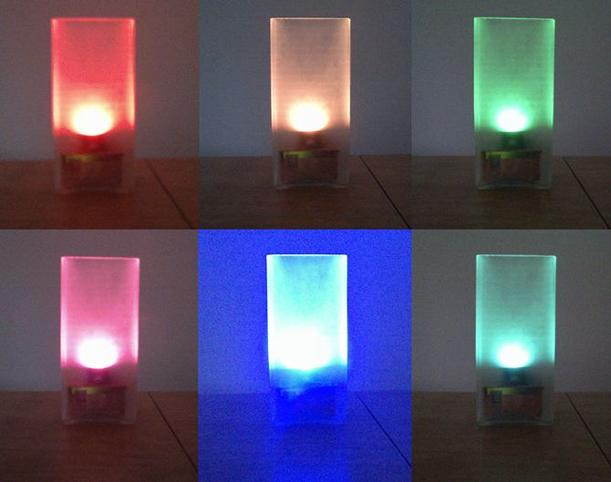 Control Your Lights Like a Geek With These Arduino Projects admarschoonen gesture lamp 670