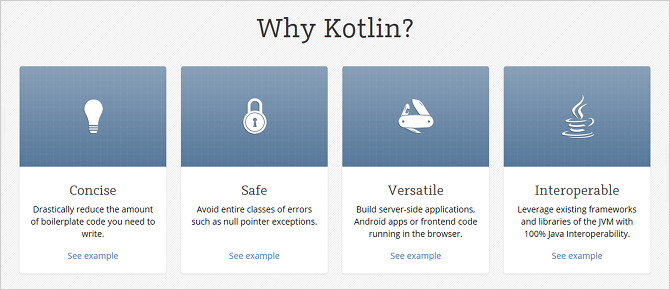 To Build an Android App, You Need to Learn These 7 Programming Languages android app language kotlin