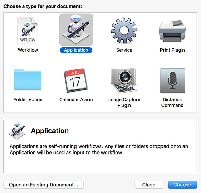How to Schedule Email on Your Mac automator application