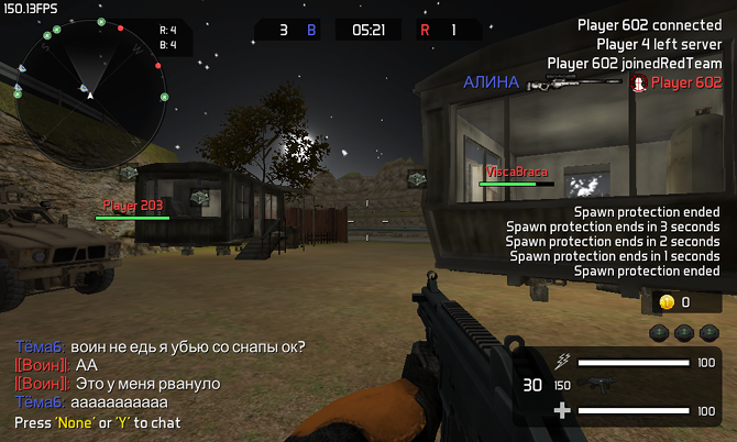 6 Awesome FPS Games For Your Browser browser shooter warmerise