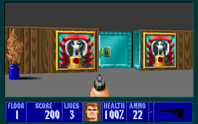 6 Awesome FPS Games For Your Browser browser shooter wolfenstein 3d
