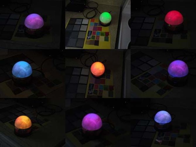 Control Your Lights Like a Geek With These Arduino Projects chameleon lamp 670