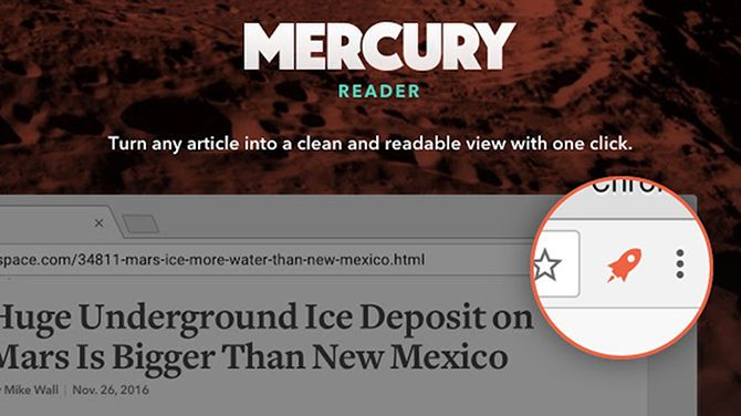 Optimize Your Chrome Browsing Experience With These 13 Extensions chrome extension mercury reader