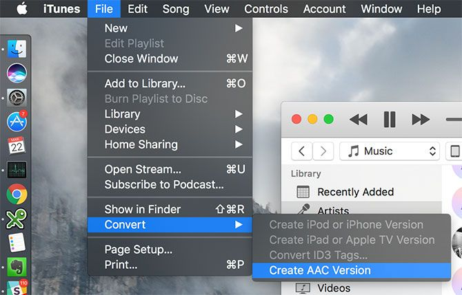 How to Create or Import Free iPhone Ringtones with iTunes create aac itunes