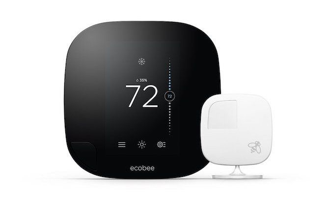 Finding the Best Smart Thermostat for Your Home ecobee3 1