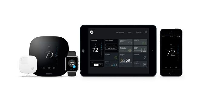 Why The Ecobee3 Smart Thermostat Should Be Your First Homekit Device