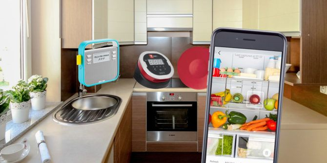 Create a Futuristic Kitchen With These 7 Smart Devices