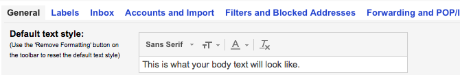 gmail-text-style
