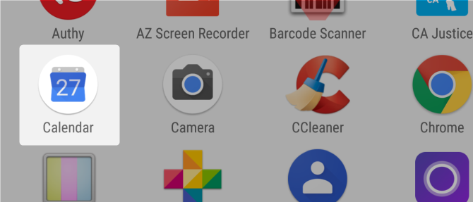7 Free Google Services That Cost You Battery Life and Privacy google calendar launcher