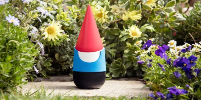 Make Your Garden Smarter With Google Gnome