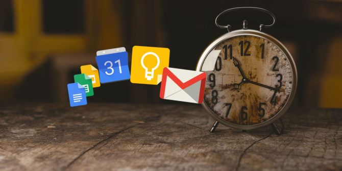 How to Use Google's Productivity Tools to Maximize Your Time