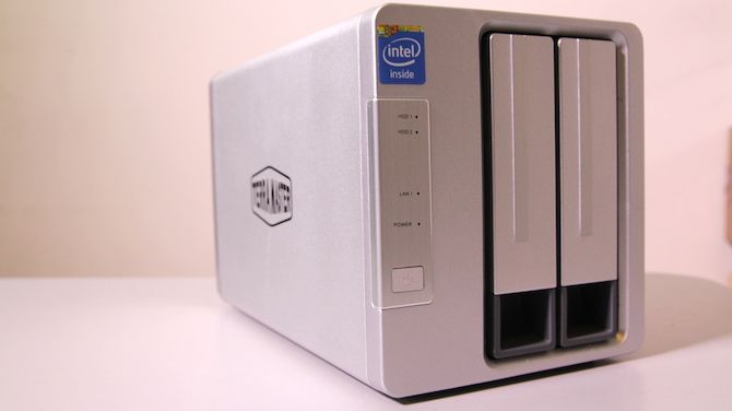 2. Build a NAS Box With an Old Hard Drive
