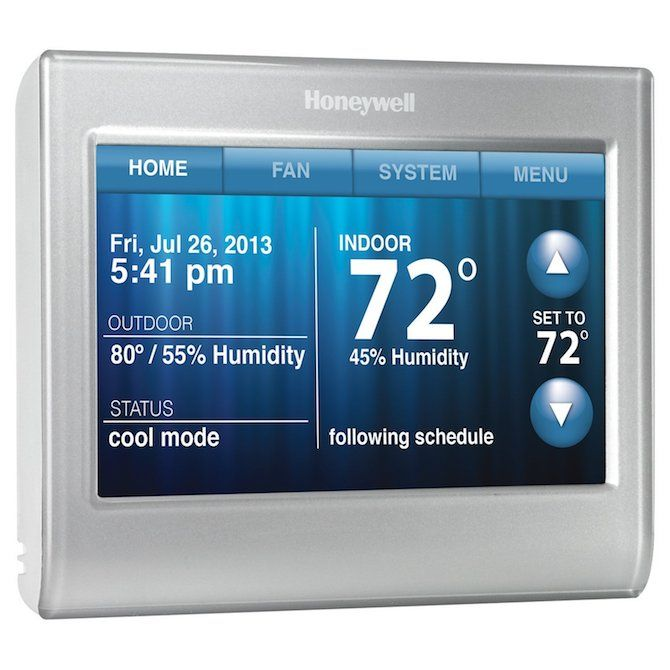 Finding the Best Smart Thermostat for Your Home honeywell wifi