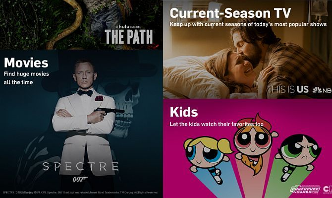 The Best Sites to Watch TV on Your Computer Over the Internet hulu1