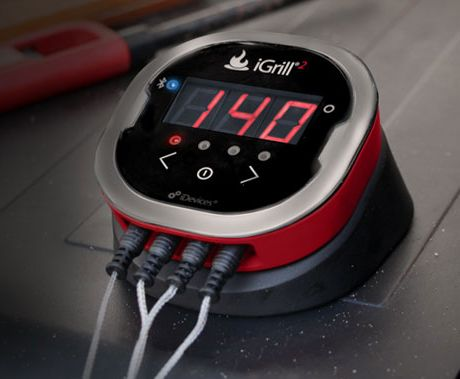 Create a Futuristic Kitchen With These 7 Smart Devices igrill