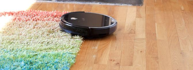 ILIFE A6 Robot Vacuum Review ilife a6 3 transitioning