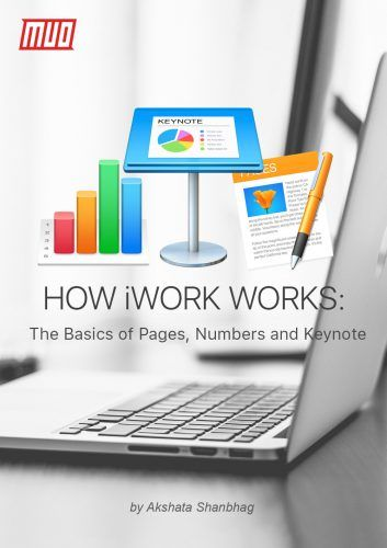 How iWork Works: The Basics of Pages, Numbers, and Keynote