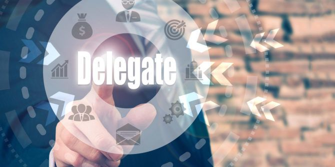 Delegation: A Must Have Leadership Skill to Reduce Your Workload