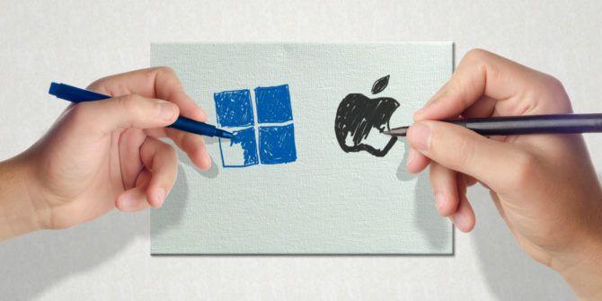 Microsoft vs. Apple: A Fierce Battle for the Best Design