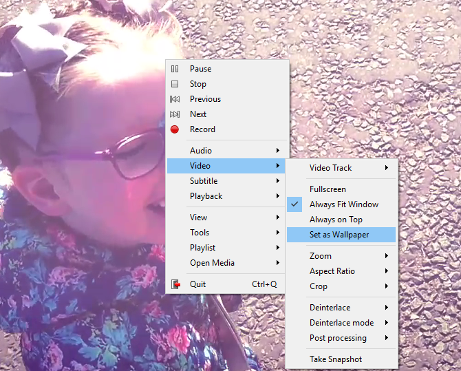 3 Easy Ways to Set a Video as Your Desktop Wallpaper muo creative videodesktopbg vlc