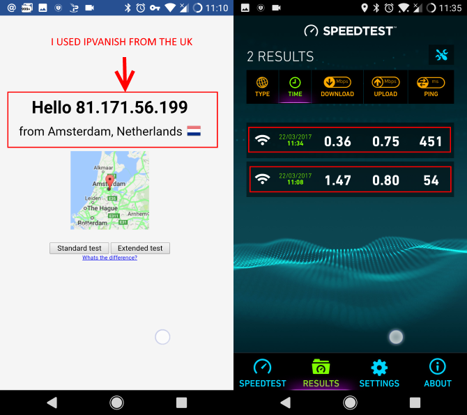 In-Depth Review: IPVanish - Flexible, Trustworthy VPN for Every Device muo promoted ipvanish android speed ipleak