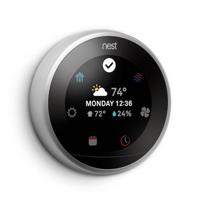 Finding the Best Smart Thermostat for Your Home nest learning