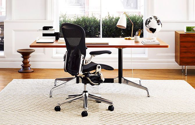 The 5 Best Office Chairs For Back Pain And Better Posture Office Chair  Herman Miller Aeron
