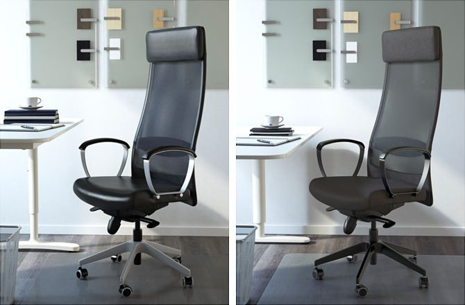 The 5 Best Office Chairs For Back Pain And Better Posture Chair Ikea Markus