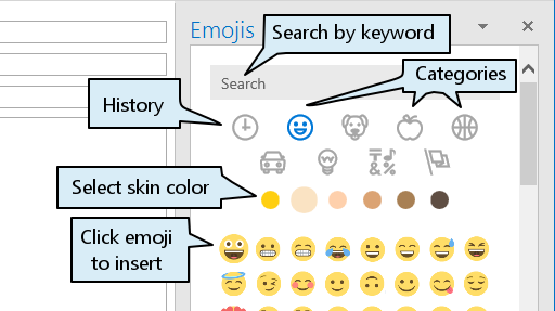 how to add emojis to google calendar