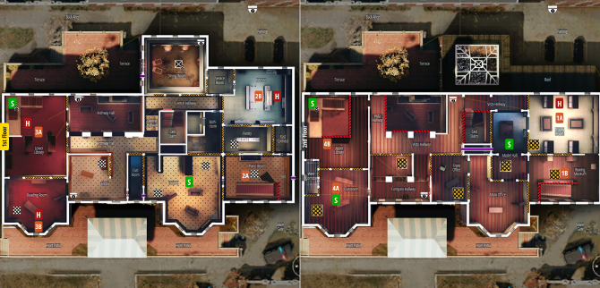 7 Essential Tips for Rainbow Six Siege Newcomers r6 maps 670x322