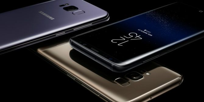Samsung Launches the New Galaxy S8 and S8 Plus