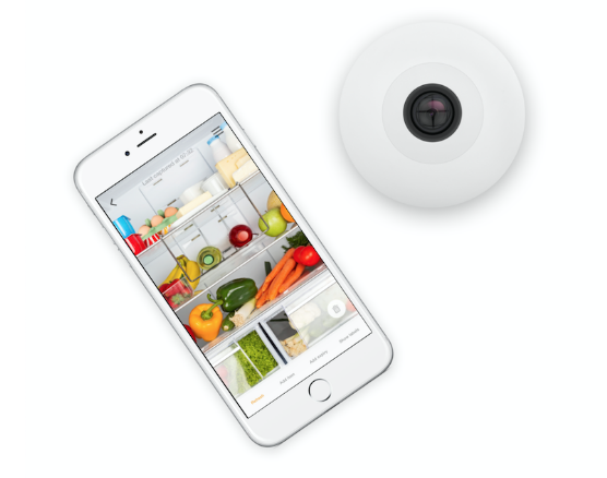 Create a Futuristic Kitchen With These 7 Smart Devices smartcam