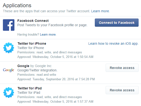 Use These Great Twitter Tools to Manage Your Feed twitter revoke apps