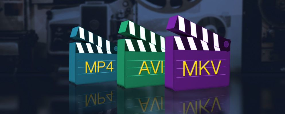 AVI, MKV, or MP4? Video Filetypes Explained and Compared