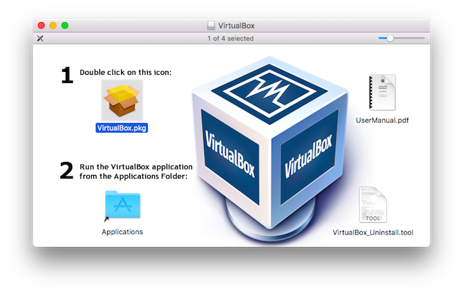 How to Run Android Apps on macOS virtualbox