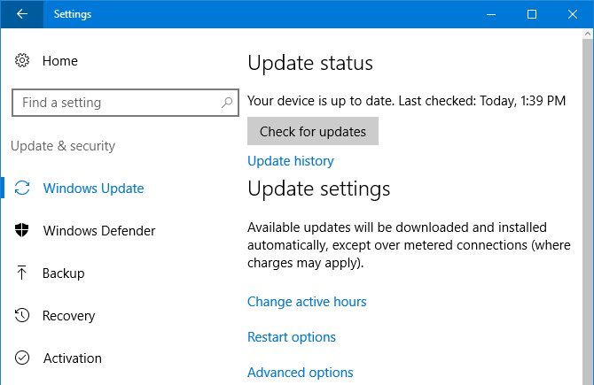 4 Windows Apps to Keep Updated at All Times windows 10 update 1 670x435