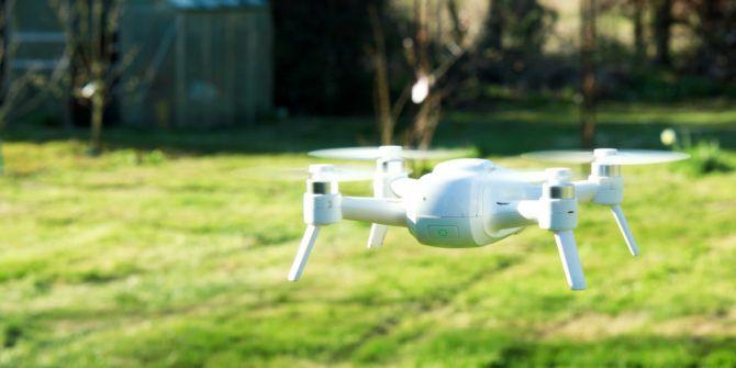 Yuneec Breeze 4k Selfie Drone Review